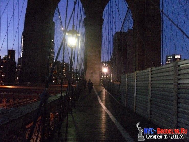 70. Фотоотчет Бруклинский Мост в Нью-Йорке. Brooklyn Bridge New York - NYC-Brooklyn