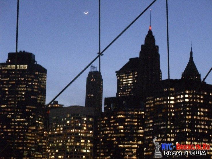 71. Фотоотчет Бруклинский Мост в Нью-Йорке. Brooklyn Bridge New York - NYC-Brooklyn