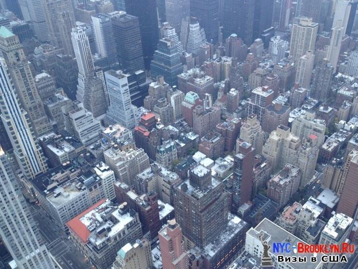 72. Фотоотчет Эмпайр Стейт Билдинг, Нью-Йорк, Empire State Building, New York - NYC-Brooklyn