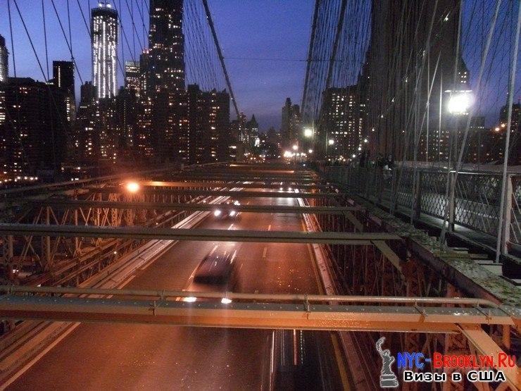 73. Фотоотчет Бруклинский Мост в Нью-Йорке. Brooklyn Bridge New York - NYC-Brooklyn