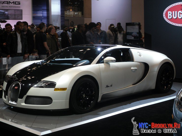 74. Автошоу в Нью-Йорке 2012. New York Auto Show - NYC-Brooklyn