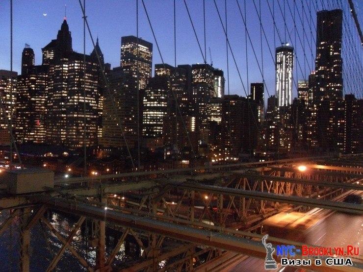 74. Фотоотчет Бруклинский Мост в Нью-Йорке. Brooklyn Bridge New York - NYC-Brooklyn