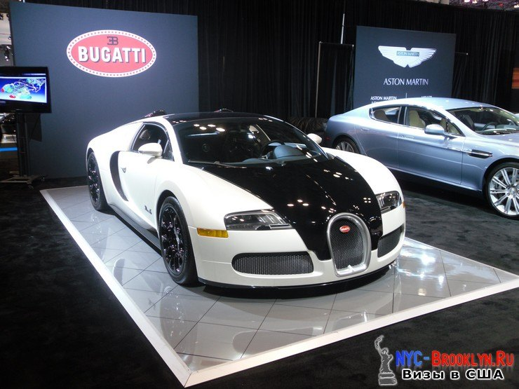 76. Автошоу в Нью-Йорке 2012. New York Auto Show - NYC-Brooklyn