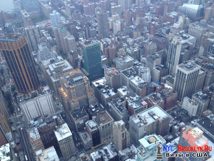 78. Фотоотчет Эмпайр Стейт Билдинг, Нью-Йорк, Empire State Building, New York - NYC-Brooklyn