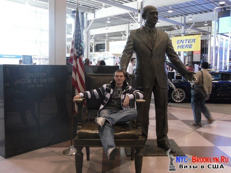 8. Автошоу в Нью-Йорке 2012. New York Auto Show - NYC-Brooklyn