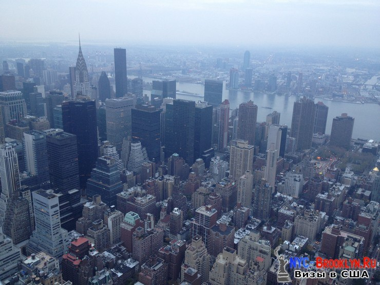 80. Фотоотчет Эмпайр Стейт Билдинг, Нью-Йорк, Empire State Building, New York - NYC-Brooklyn