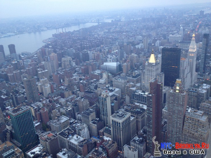 81. Фотоотчет Эмпайр Стейт Билдинг, Нью-Йорк, Empire State Building, New York - NYC-Brooklyn