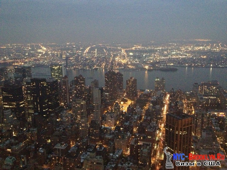 83. Фотоотчет Эмпайр Стейт Билдинг, Нью-Йорк, Empire State Building, New York - NYC-Brooklyn