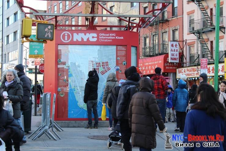 86. Парад в Нью-Йорке восточного Нового Года 2013 в Чайна Тауне - NYC-Brooklyn