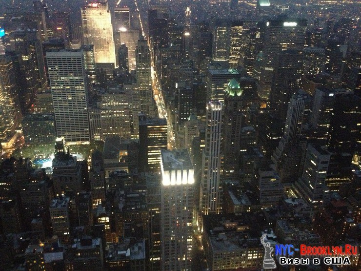 90. Фотоотчет Эмпайр Стейт Билдинг, Нью-Йорк, Empire State Building, New York - NYC-Brooklyn
