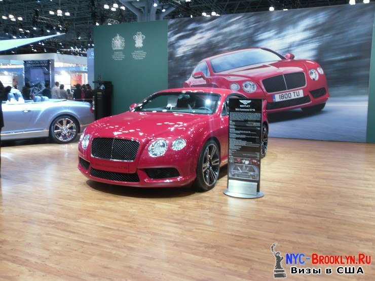 97. Автошоу в Нью-Йорке 2012. New York Auto Show - NYC-Brooklyn