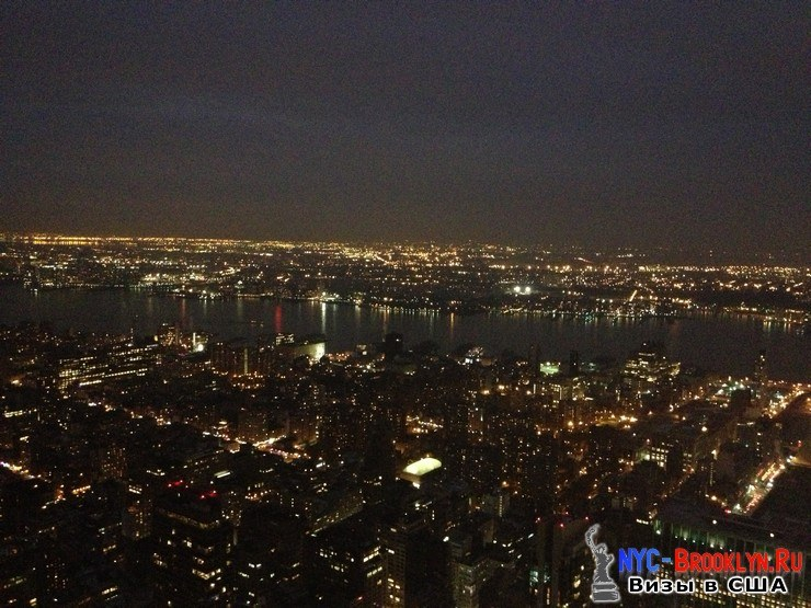 99. Фотоотчет Эмпайр Стейт Билдинг, Нью-Йорк, Empire State Building, New York - NYC-Brooklyn