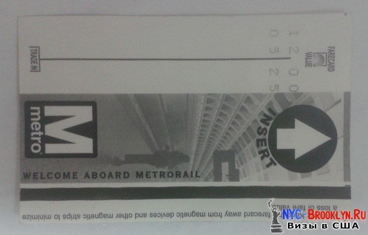 Карта метро, карточка, метро, Вашингтоне, Вашингтон, Metrorail, metro, usa, metrocard, card