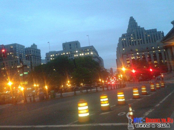 фотография, утро, Нью-Йорк, США, Вашингтон, люди, спали, выходной день, NYC-Brooklyn