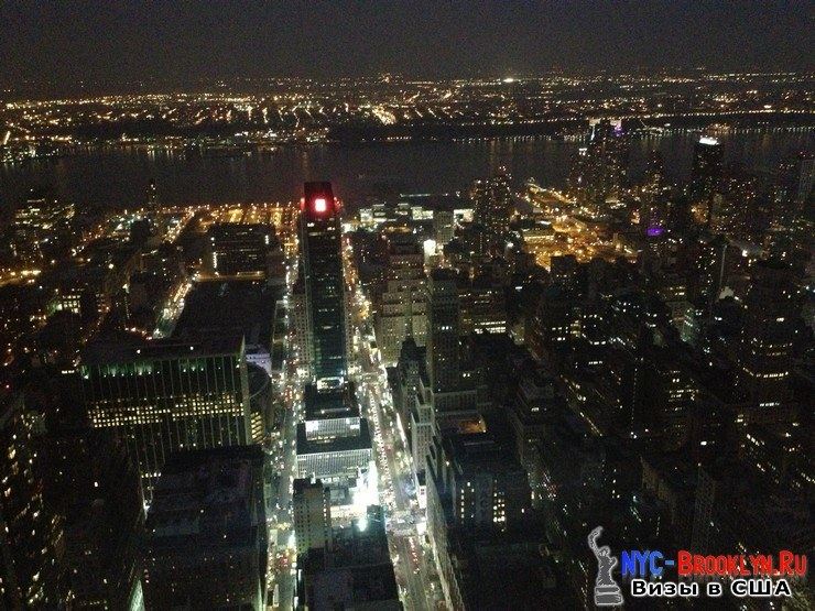 101. Фотоотчет Эмпайр Стейт Билдинг, Нью-Йорк, Empire State Building, New York - NYC-Brooklyn