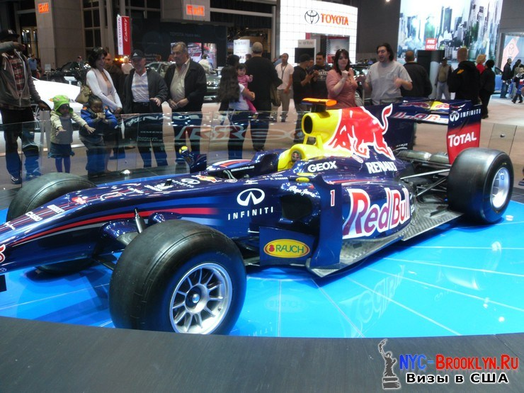 102. Автошоу в Нью-Йорке 2012. New York Auto Show - NYC-Brooklyn