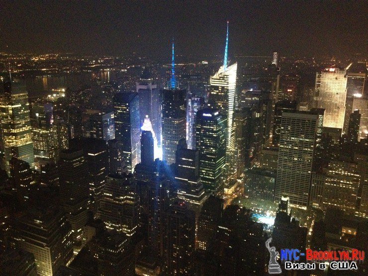 102. Фотоотчет Эмпайр Стейт Билдинг, Нью-Йорк, Empire State Building, New York - NYC-Brooklyn