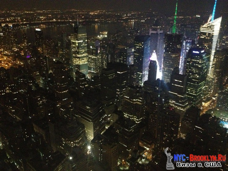 103. Фотоотчет Эмпайр Стейт Билдинг, Нью-Йорк, Empire State Building, New York - NYC-Brooklyn