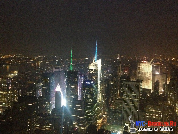104. Фотоотчет Эмпайр Стейт Билдинг, Нью-Йорк, Empire State Building, New York - NYC-Brooklyn