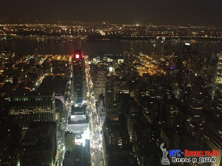105. Фотоотчет Эмпайр Стейт Билдинг, Нью-Йорк, Empire State Building, New York - NYC-Brooklyn