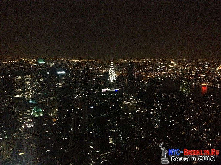 107. Фотоотчет Эмпайр Стейт Билдинг, Нью-Йорк, Empire State Building, New York - NYC-Brooklyn