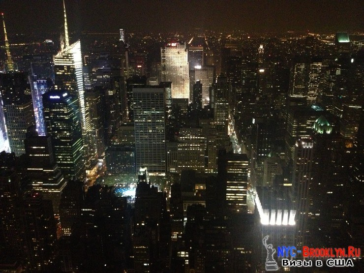 108. Фотоотчет Эмпайр Стейт Билдинг, Нью-Йорк, Empire State Building, New York - NYC-Brooklyn
