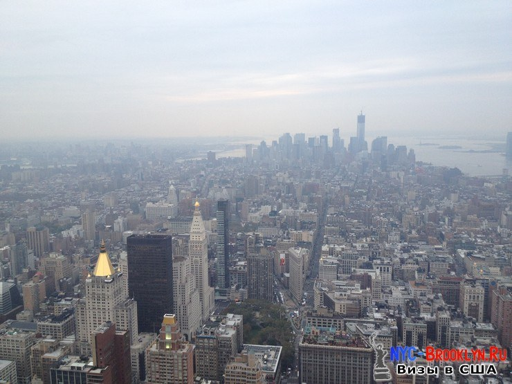 12. Фотоотчет Эмпайр Стейт Билдинг, Нью-Йорк, Empire State Building, New York - NYC-Brooklyn