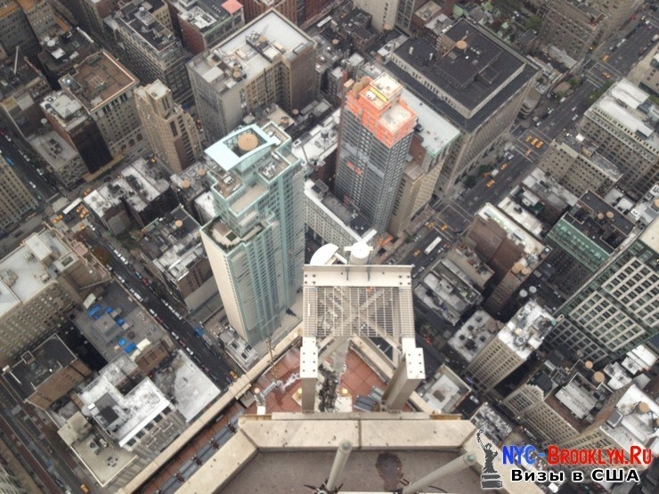 13. Фотоотчет Эмпайр Стейт Билдинг, Нью-Йорк, Empire State Building, New York - NYC-Brooklyn