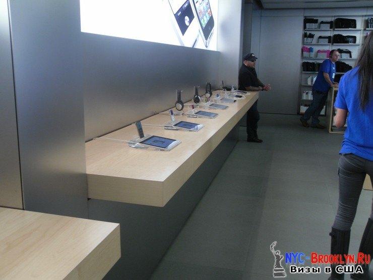 14. Магазин Apple Store в Нью-Йорке, на West 14th Street - NYC-Brooklyn
