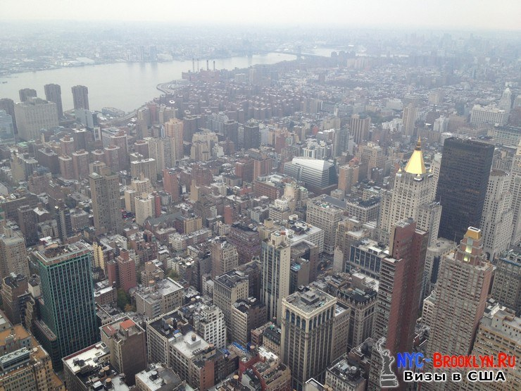 14. Фотоотчет Эмпайр Стейт Билдинг, Нью-Йорк, Empire State Building, New York - NYC-Brooklyn
