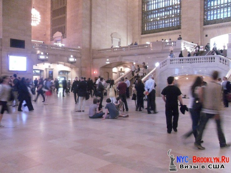 15. Магазин Apple Store в Нью-Йорке Grand Central - NYC-Brooklyn