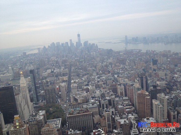 15. Фотоотчет Эмпайр Стейт Билдинг, Нью-Йорк, Empire State Building, New York - NYC-Brooklyn