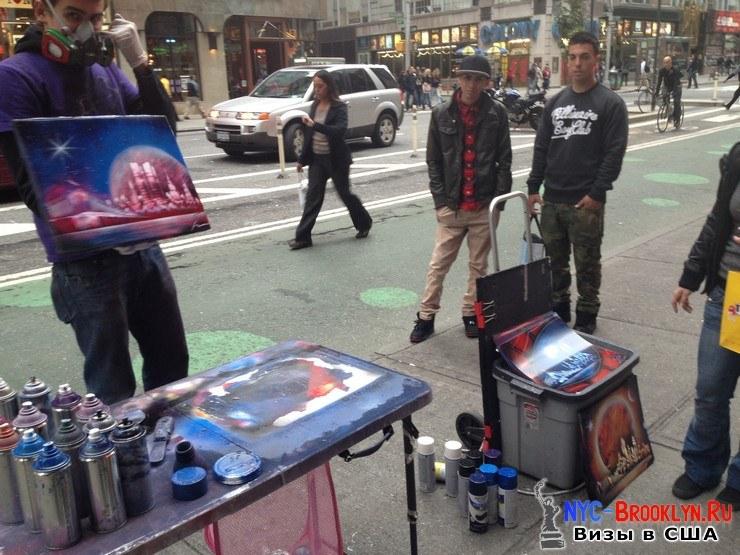 17. История получения студенческой визы в США Евгения с Алтайского Края - NYC-Brooklyn
