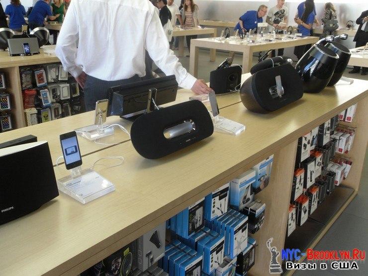 17. Магазин Apple Store в Нью-Йорке, на West 14th Street - NYC-Brooklyn