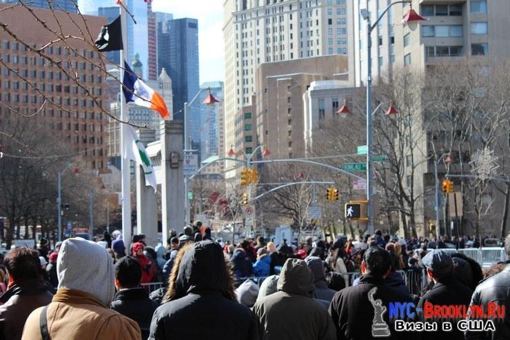 17. Парад в Нью-Йорке восточного Нового Года 2013 в Чайна Тауне - NYC-Brooklyn