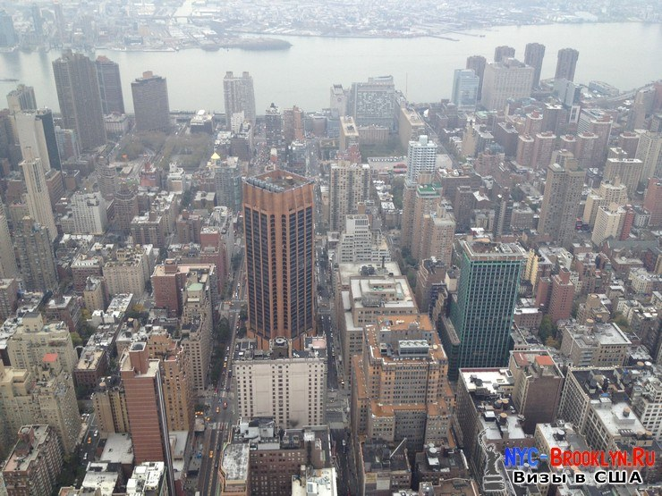 17. Фотоотчет Эмпайр Стейт Билдинг, Нью-Йорк, Empire State Building, New York - NYC-Brooklyn