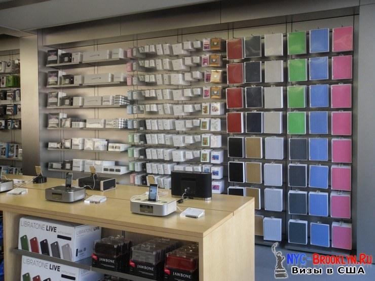 18. Магазин Apple Store в Нью-Йорке, на West 14th Street - NYC-Brooklyn