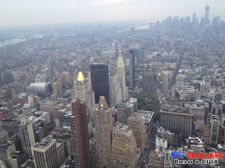 18. Фотоотчет Эмпайр Стейт Билдинг, Нью-Йорк, Empire State Building, New York - NYC-Brooklyn