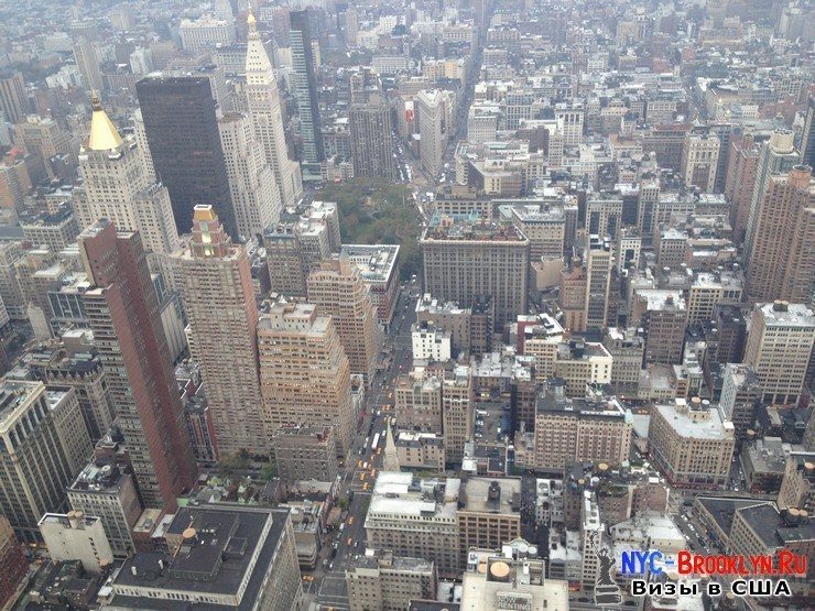 19. Фотоотчет Эмпайр Стейт Билдинг, Нью-Йорк, Empire State Building, New York - NYC-Brooklyn