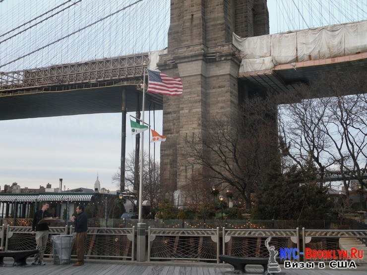 20. Фотоотчет Бруклинский Мост в Нью-Йорке. Brooklyn Bridge New York - NYC-Brooklyn