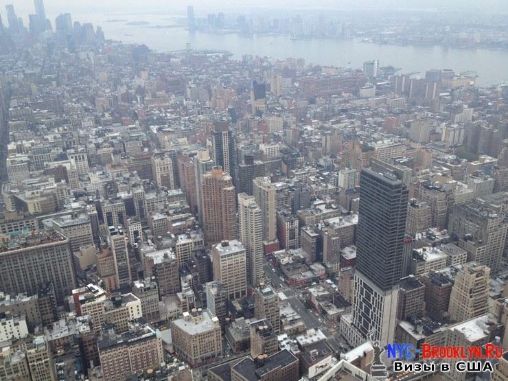 20. Фотоотчет Эмпайр Стейт Билдинг, Нью-Йорк, Empire State Building, New York - NYC-Brooklyn