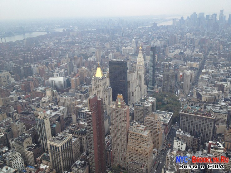 23. Фотоотчет Эмпайр Стейт Билдинг, Нью-Йорк, Empire State Building, New York - NYC-Brooklyn