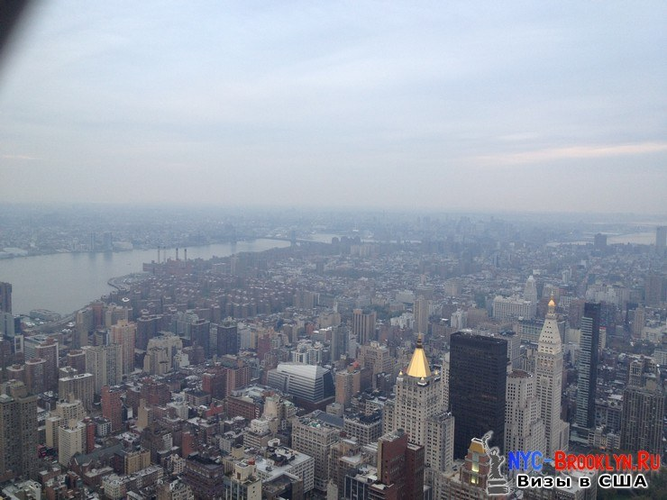 24. Фотоотчет Эмпайр Стейт Билдинг, Нью-Йорк, Empire State Building, New York - NYC-Brooklyn