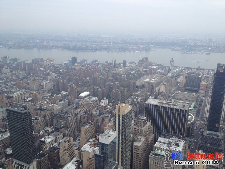 26. Фотоотчет Эмпайр Стейт Билдинг, Нью-Йорк, Empire State Building, New York - NYC-Brooklyn