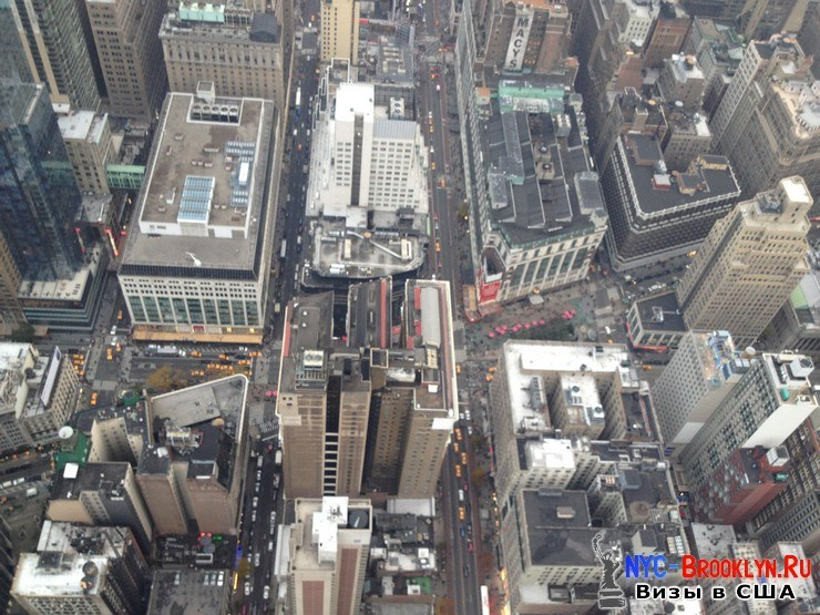 28. Фотоотчет Эмпайр Стейт Билдинг, Нью-Йорк, Empire State Building, New York - NYC-Brooklyn