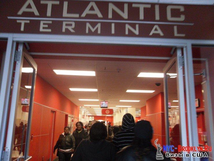 28. Atlantic Avenue New York City. Фотоотчет Атлантик Авеню Бруклин, США - NYC-Brooklyn