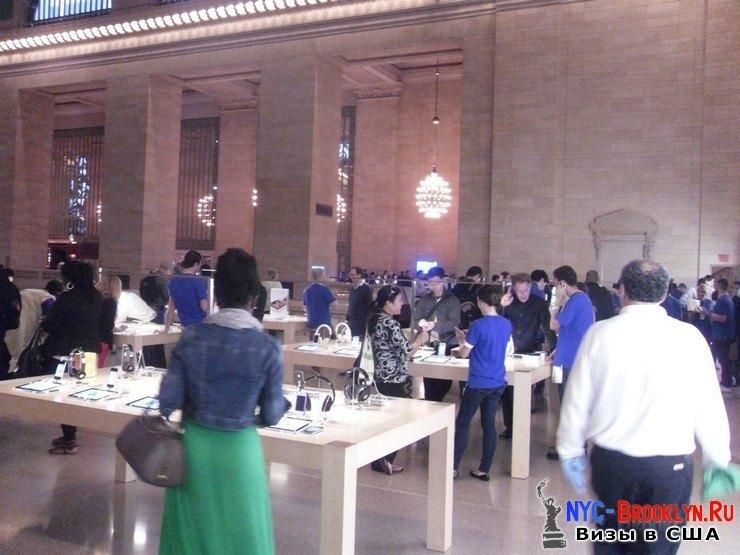 29. Магазин Apple Store в Нью-Йорке Grand Central - NYC-Brooklyn