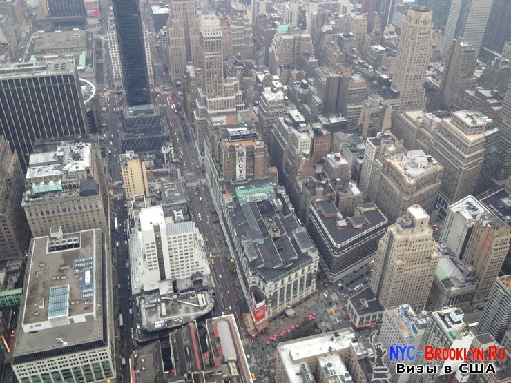 29. Фотоотчет Эмпайр Стейт Билдинг, Нью-Йорк, Empire State Building, New York - NYC-Brooklyn