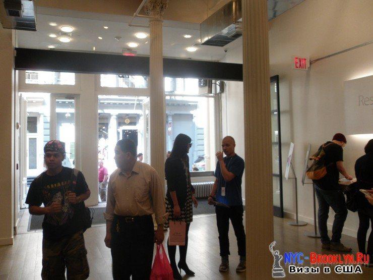 3. Магазин Apple Store в Нью-Йорке, в SoHo - NYC-Brooklyn