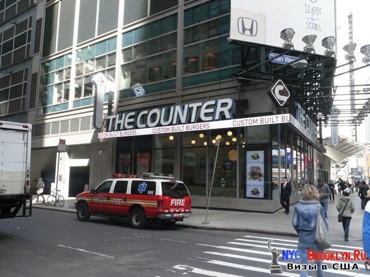 3. Фотоотчет Площадь Таймс Сквер в Нью-Йорке. Times Square New York - NYC-Brooklyn